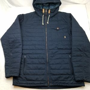 Burton Quilted Insulated Snow Board Ski Jacket XL